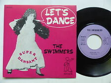 THE SWIMMERS Let's dance 380000 PAPOUCHE