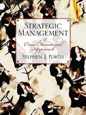Strategic Management: A Cross-Functional Approach, Stephen J. Porth, Very Good B