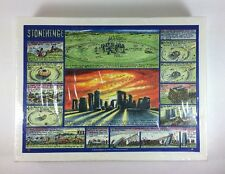 English Heritage Stonehenge I N A Nutshell 750 Piece Puzzle Hobby Collectible