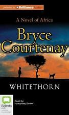 Whitethorn by Bryce Courtenay (2012, MP3 CD, Unabridged)