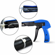 Auto Tensioning Zip Tie Gun Hand Tool with Automatic Cut Off for Nylon Cable