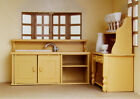 Generic Brand Kitchen Cabinets Set For Sylvanian Families Calico Critters Dolls