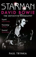 Starman: David Bowie - The Definitive Biography, Trynka, Paul, New condition, Bo