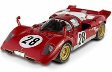MATTEL  ELITE N2047 FERRARI 512S model race car J Ickx Daytona  N.A.R.T. 1:18th