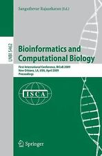 Lecture Notes in Computer Science: Bioinformatics and Computational Biology :...