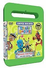 Little Robots - Wheels Are Fun and Other Stories DVD Carry Me Case