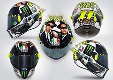 Helmet Agv Pista Gp R Valentino Rossi Misano 2016 casque integral helm size L