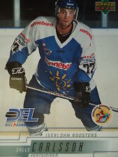 103 Calle Carlsson Iserlohn Roosters DEL 2000-01