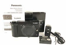 Panasonic LUMIX GX85K 16.0 MP Digital Camera - Black (Latest Model)