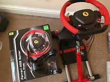 Thrustmaster Ferrari 458 Spider Racing Wheel with playstand Xbox One
