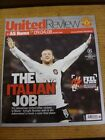 09/04/2008 Manchester United v Roma [Champions League] (Light Fold To Corner). G