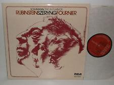 LRL17529 Schumann Trio In D Minor Artur Rubinstein HenrykSzeryng Pierre Fournier