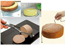 DIY Kitchen Tools Cake Bread Slicer Knife Layered Cake Decorating Device Popular
