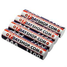 4 x AAA 7dayshop 1100mAh Rechargeable Batteries LR03 HR03 Dect Cordless Phone