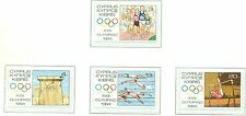 JEUX OLYMPIQUES - OLYMPIC GAMES LOS ANGELES CYPRUS 1984
