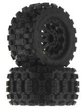 """Pro-Line Badlands MX28 2.8"""" All Terrain Tires Mounted (2) Rear 10125-15"""