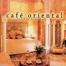 CAFE ORIENTAL = Yonderboi/Pochill/Mahoroba/DNA...=2CD= DOWNTEMPO NU JAZZ AMBIENT