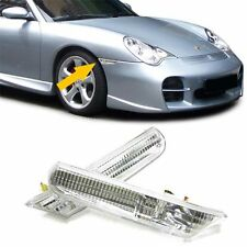 CRYSTAL CLEAR SIDE INDICATORS LIGHTS FOR PORSCHE 911 996 CARERRA & 986 BOXSTER
