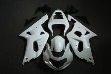 Unpainted Injection Bodywork Fairing Kit for Suzuki GSX-R600/750 2001 2002 2003