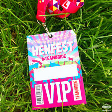 HENFEST Hen Party VIP Passes