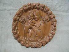 Madonna con bambino  Stile DELLA ROBBIA tonda terracotta patinata