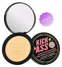 Soap & Glory KICK ASS Instant Retouch Mattifying Pressed Powder Translucent