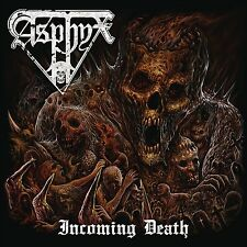 ASPHYX - INCOMING DEATH   (LIMITED CD + DVD MEDIABOOK) CD + DVD NEW+