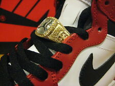 Jordan Championship Pack Gold Ring Lace lock Cigar Champagne 6 8 11 12 OVO WOOL