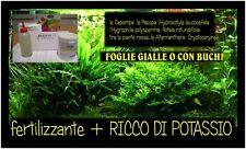 pmdd  FERTILIZZANTE   + RICCO DI POTASSIO