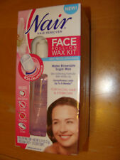 Pack Of 3 Kits Nair Face Hair Remover Roll-On Wax Kit