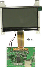 """3"""" 3 Inch 240x160 Serial:UART/IIC/I2C/SPI Graphic LCD Module for Arduino/PIC/AVR"""