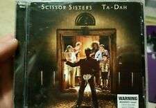 Scissor Sisters - Tah Dah MUSIC CD - FREE POST