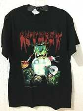 Autopsy L T-shirt Carcass Obituary Asphyx Death Metal Suffocation Immolation