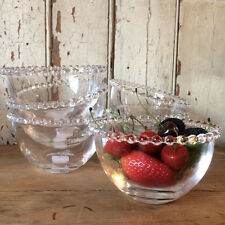 Cote Table / Nigella  Beaded Small Glass Bowl