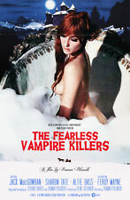 THE FEARLESS VAMPIRE KILLERS (DVD) COMEDY HORROR ROMAN POLANSKI