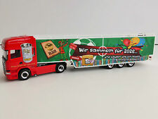 Camion DI Carnevale 2016 Scania R13 camion 1/87 Herpa 923408 R TL carnevale