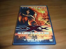 XXX (DVD, 2002, Full Screen Special Edition) Samuel L. Jackson, Vin Diesel Used