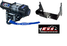 POLARIS SPORTSMAN 500 TOURING KFI 3000LB WINCH & MOUNT 2011-2013
