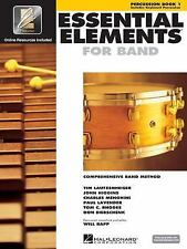 Essential Elements for Band 2000, Book 1, Percussion/Keyboard Percussion