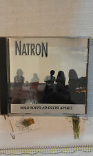 NATRON - SOLO SOGNI AD OCCHI APERTI - CD
