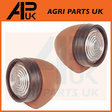Ford Tractor Pair Side Light Lamp Marker 2000,3000,4000,5000,7000,2600,3600,4600