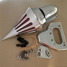 New Intake Spike Air Cleaner Kits For 2002-2009 Honda Vtx 1800 R S C N F Chrome