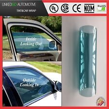 "Light Blue Car Tint film 20""X10FT Home Window Film 2PLY 60%VLT Window Tints Film"