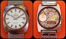 ETERNA MATIC-SONIC 1550-Electronic-cal.ESA 9162-Accutron-stainless steel-rare