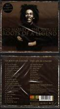 """BOB MARLEY & THE WAILERS """"Roots Of A Legend"""" (CD+DVD) 2004 NEUF"""