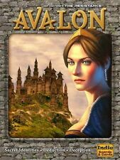 The Resistance: Avalon Card Game (New)