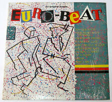Philippines EUROBEAT Electra, Mike Mareen NEW WAVE LP Record