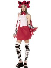 Little Red Riding Hood Costume Rebel Toons * SALE * UK XS 4/6 Ladies Fancy Dress