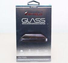 Genuine ZAGG Invisible Shield Premium Tempered Glass for Samsung Galaxy S5 SPORT