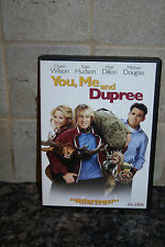 YOU, ME AND DUPREE DVD - BOUGHT AT TARGET